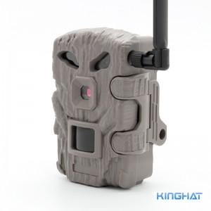 KH765 4G LTE Verizon Cellular Trail Camera | User Friendly | Easy Setup | Fastest Transmission Speeds | Control Camera Remotely | Black Flash | Free Premium App Features